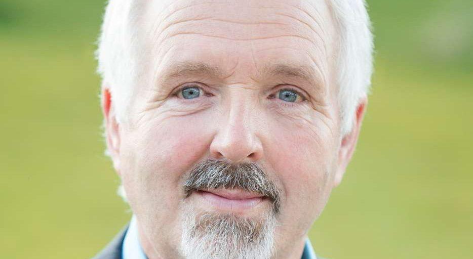 Bürgermeister Willi Muth Mühltal